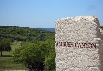 Ambush Canyon Monument2