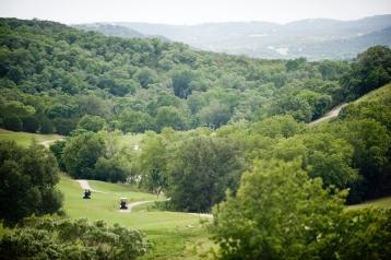 Golf Course valley