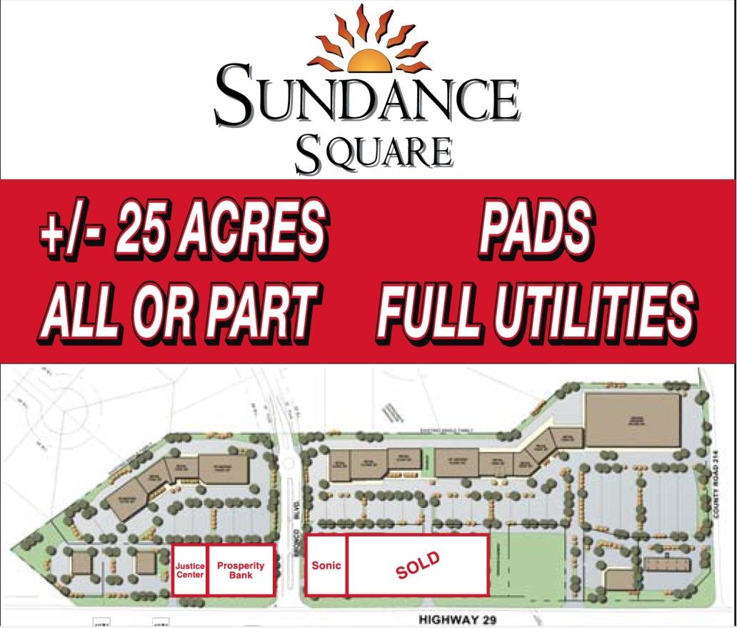 Sundance site plan