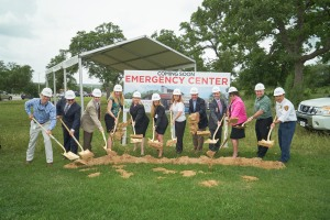 Groundbreaking Event for Cedar Park Regional Medical Center in Leander