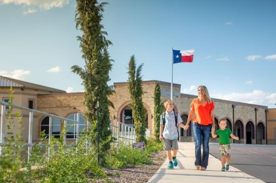 school_TX Flag